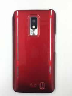 ドコモスマホ購入(Optimus LTE L-01D)。