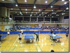 フェスティバル小郡 第35回市民スポーツ大会 卓球大会!!