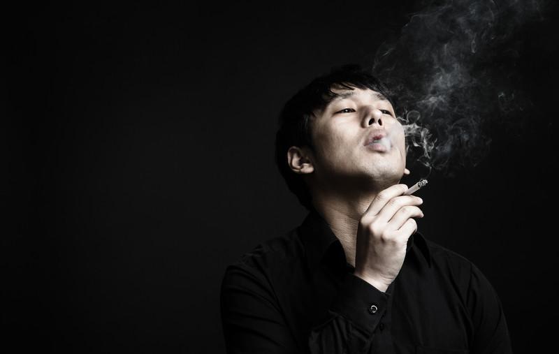 闇タバコが出現!!