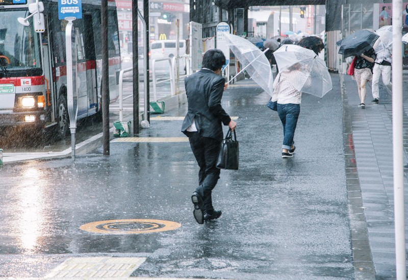 九州を襲った豪雨