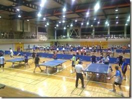 第39回フェスティバル小郡 卓球大会