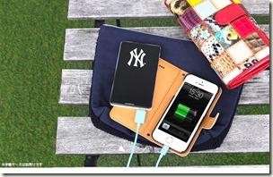 デザインモバイルバッテリ_New_York_Yankeess_画像_03
