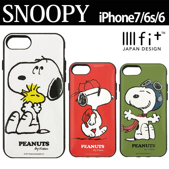 iPhone7/6S/6用ケース「スヌーピー」のご紹介。