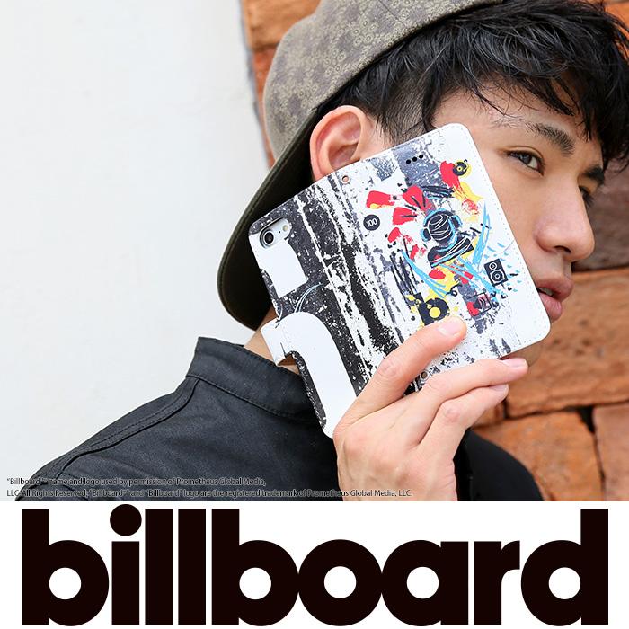 手帳型デザインスマホケース[Billboard(ビルボード)]のご紹介!
