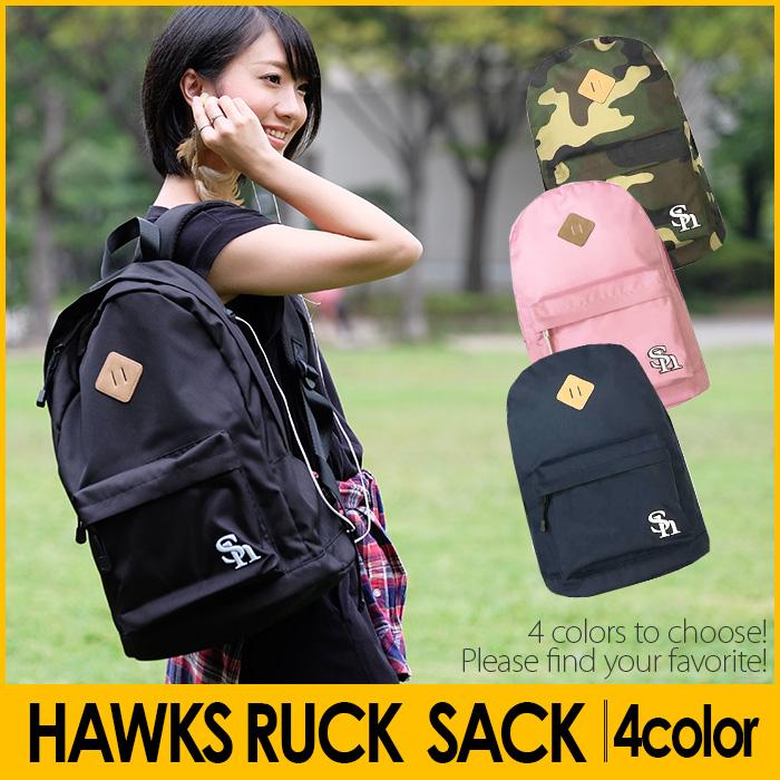 福岡ソフトバンクホークス(SoftBank HAWKS)のリュックサックを紹介します。