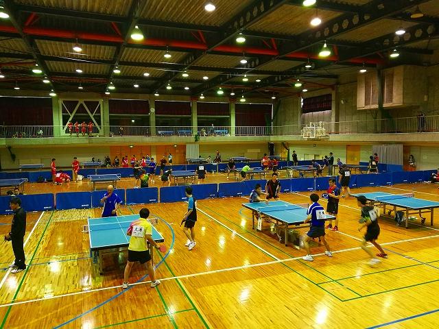 第39回小郡市近郊親善卓球大会に参加しました!