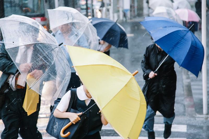 福岡を大雨が襲う!数十年に一度の非常事態。