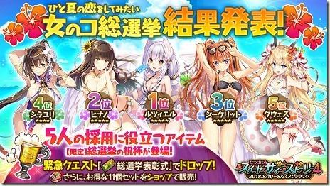 かんぱに☆ガールズ_2018年8月17日アップデート_画像01