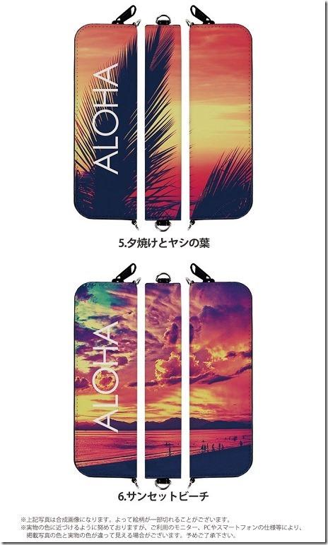 Ploom Teach用ジッパー型デザインケース_ALOHA _画像03