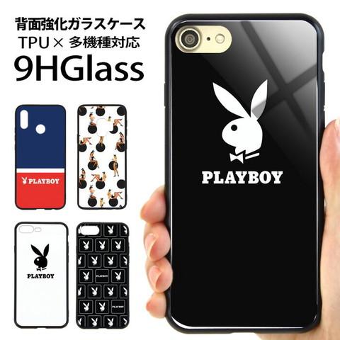 ガラスハイブリッドスマホケース「プレイボーイ(PLAY BOY)」のご紹介!
