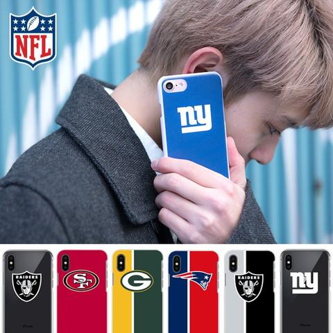 スマホケース「デザインハードケース NFL」を紹介します。