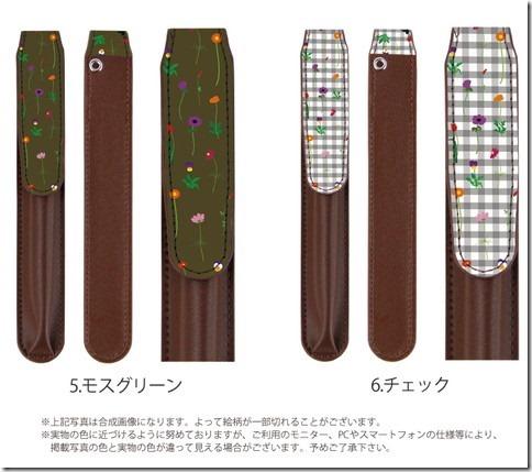 Ploom Teach用ペン型デザインケース_いろいろなお花_画像02