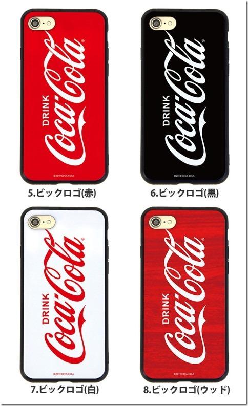 ガラスハイブリッドスマホケース_Coca Cola(コカコーラ)_画像04