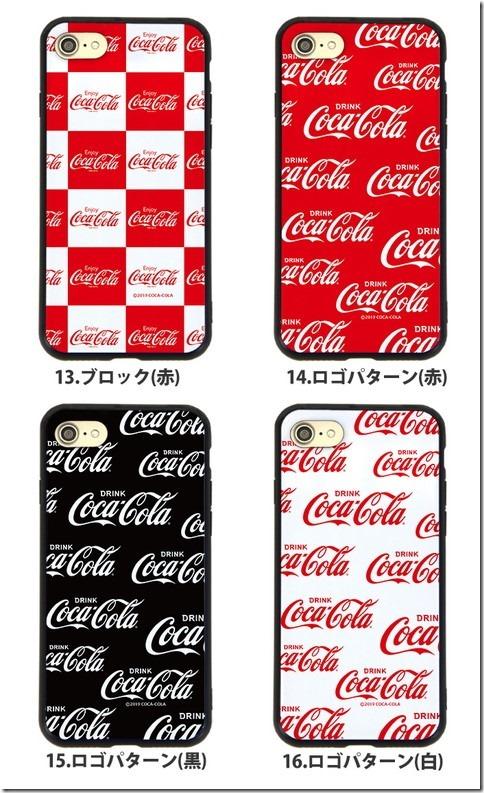 ガラスハイブリッドスマホケース_Coca Cola(コカコーラ)_画像06