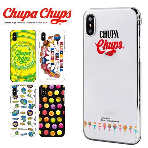 スマホケース「デザインハードケース Chupa Chups(チュッパチャプス) 02」を紹介します。