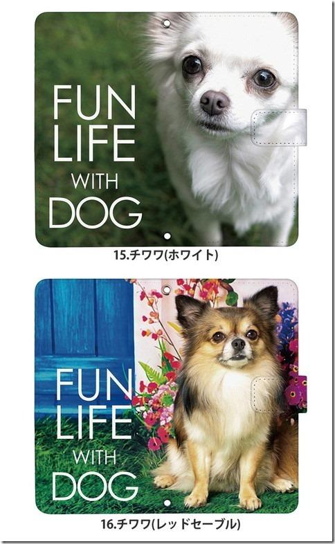 手帳型デザインケース_犬_DOG_画像11
