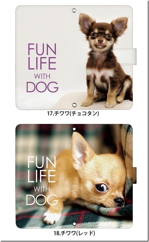 手帳型デザインケース_犬_DOG_画像12