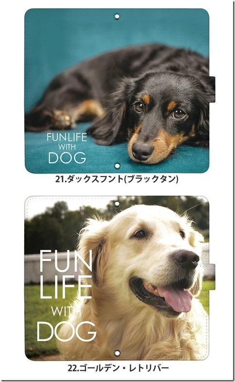 手帳型デザインケース_犬_DOG_画像14