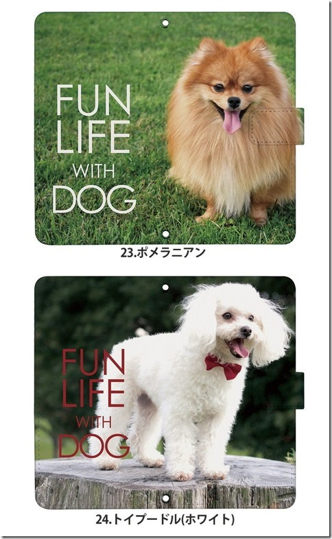 手帳型デザインケース_犬_DOG_画像15
