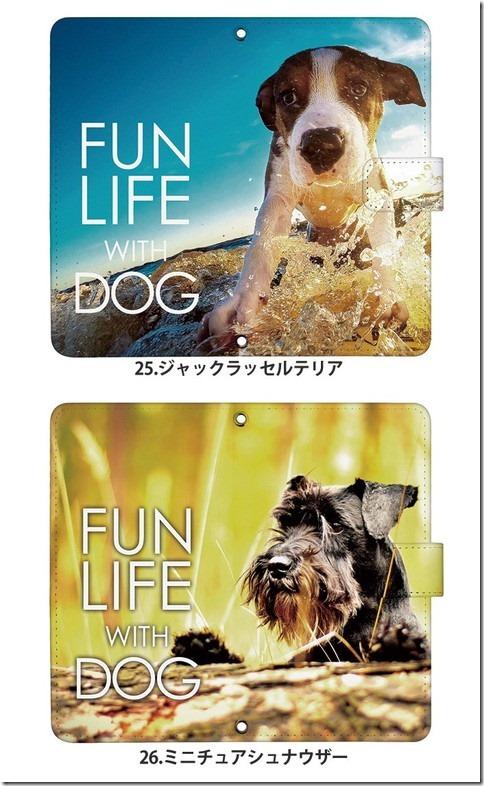 手帳型デザインケース_犬_DOG_画像16