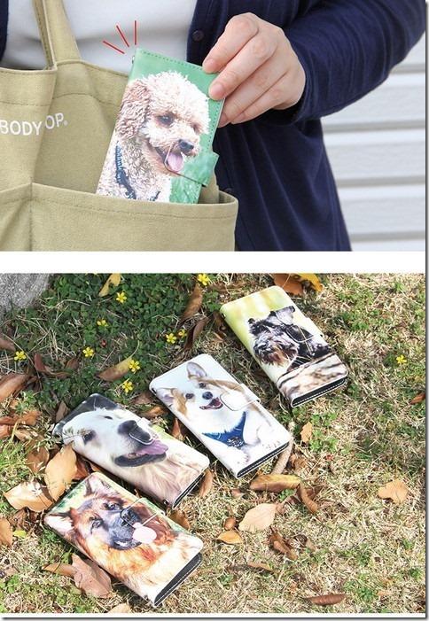 手帳型デザインケース_犬_DOG_画像02