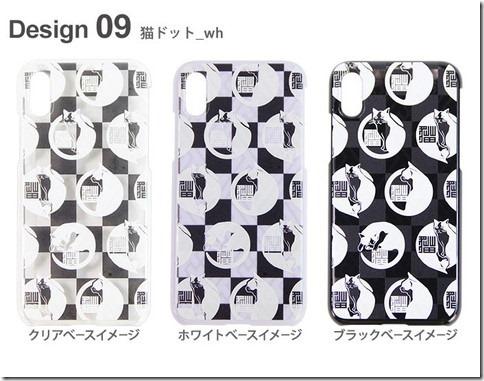 デザインハードケース_市松和猫_画像05