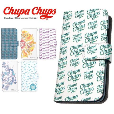 手帳型デザインスマホケース[Chupa Chups(チュッパチャプス) 3]のご紹介!