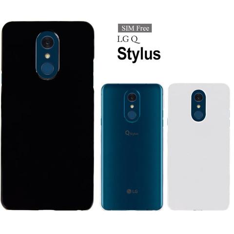 「LG Q Stylus」ハードケースを紹介します。