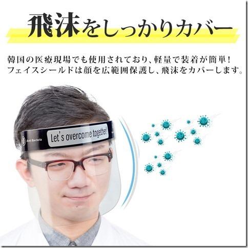 フェイスシールド_画像01