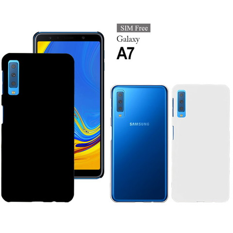 「Galaxy A7」ハードケースを紹介します。