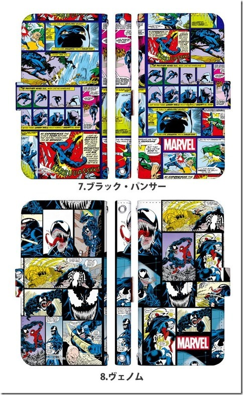 手帳型デザインケース_Marvel_マーベル_03_画像06
