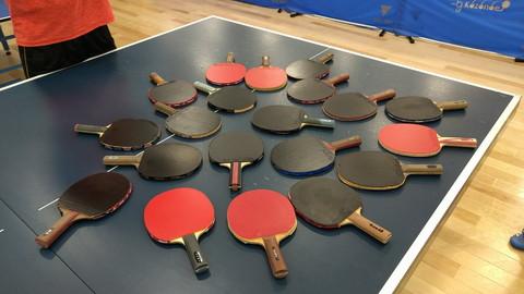 【卓球】カットマンの集いに参加してきました。