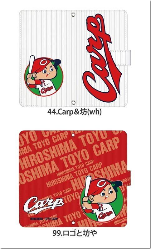 手帳型デザインケース_広島東洋カープiPhone用_画像05